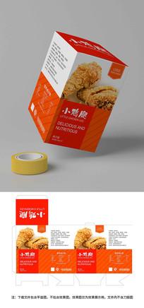 油炸食品包装