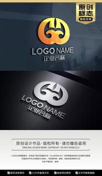 MG字母标志GM字母标志
