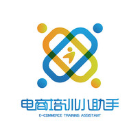 电商培训小助手logo