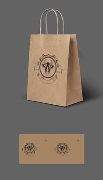 牛肉牛皮纸袋包装