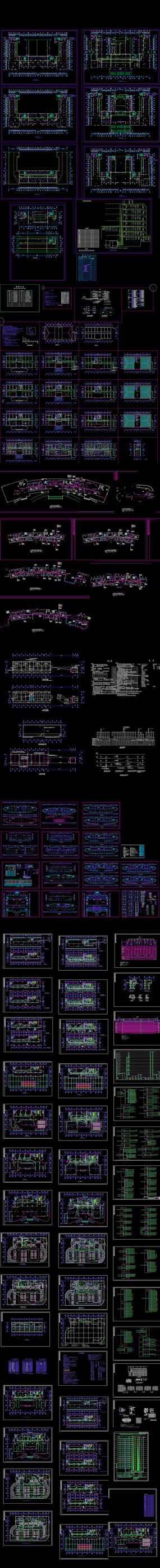 辦公樓系統圖