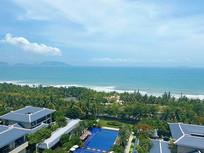 海边景观景观套图宣传海岛大海意向图
