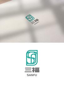 三福标志三福logo