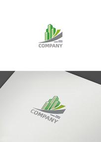 创意字母y建筑logo
