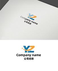 商务外贸简洁字母LOGO