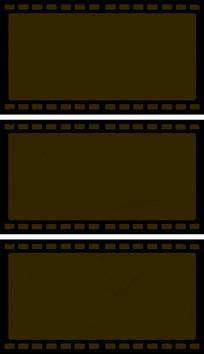 4K边框老电影划痕复古回忆遮罩视频素材