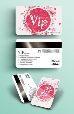 VIP贵宾卡会员卡设计