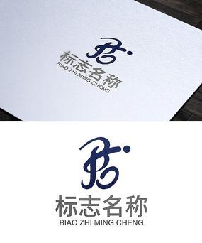 君字科技logo设计