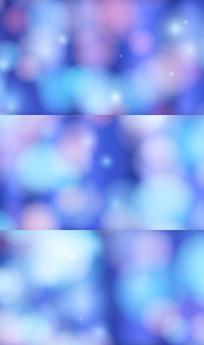 唯美光斑粒子舞台背景视频素材