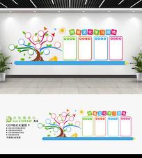 校园文化建设展板教室文化布置