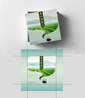 高端茶叶包装盒设计