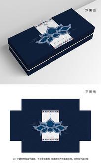 原创藏族特色莲花包装