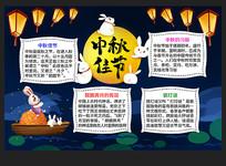 中秋节小报