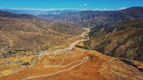 自然风光地貌高山黄土高原风景照片