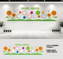 幼儿园文化墙照片墙设计