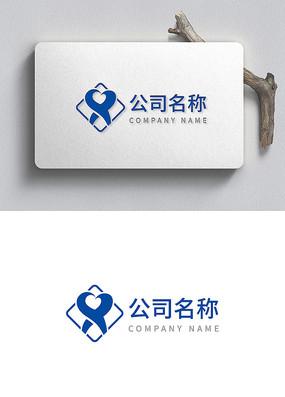 牙齿科技公司logo设计