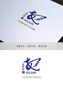 日文假名a标志设计