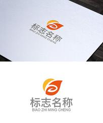 牧业叶子logo