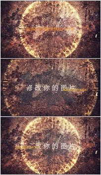 EDIUS史诗爆炸粒子宣传片视频模板