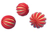 原创彩球模型