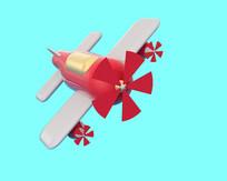 原创飞机模型