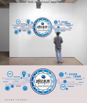 企业科技文化墙