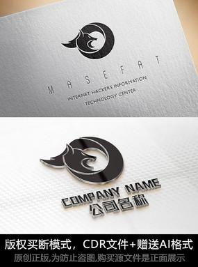 狐狸logo标志公司商标设计