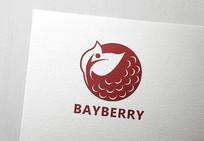 杨梅logo设计