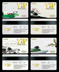 古典水墨VIP卡