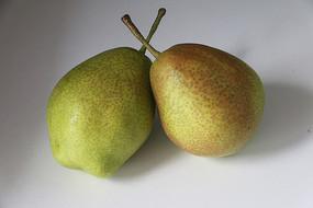 绿色新鲜香梨