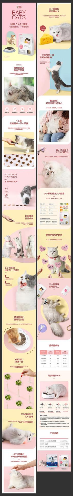 猫粮详情页