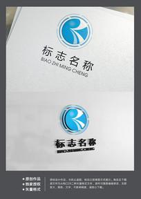 传媒体 商业服务标志logo