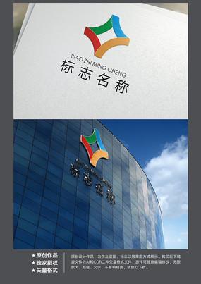 大气金融机构集团logo