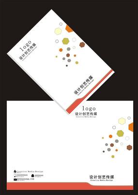 商务封面模版