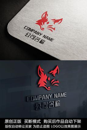 狐狸logo标志狐狸商标设计