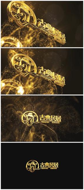 logo演绎视频模板