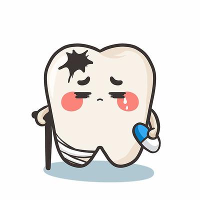 牙齿IP设计