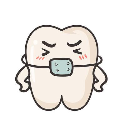牙科诊所卡通图片