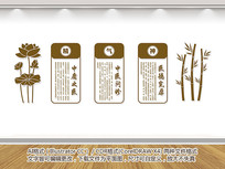中医宣传文化墙