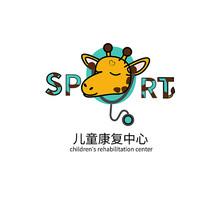 儿童康复中心LOGO
