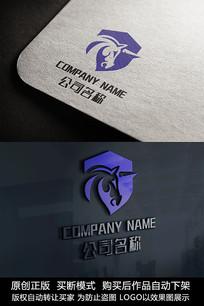马logo标志公司商标设计
