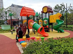 儿童活动场地