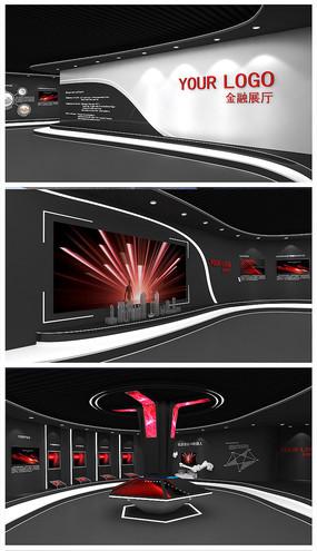紅黑科技展廳