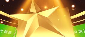 E3D大氣震撼頒獎晚會片頭AE模板