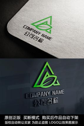 A字母logo标志A字母商标