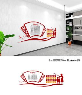 师德师风文化墙设计