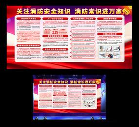 2020消防安全知识宣传栏