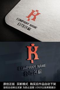 K字母logo标志K字母商标