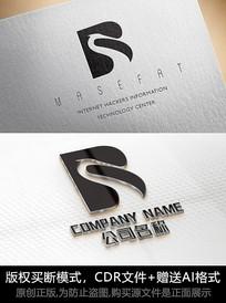 B字母logo标志B字母商标