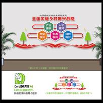 新农村建设乡村振兴文化背景墙设计